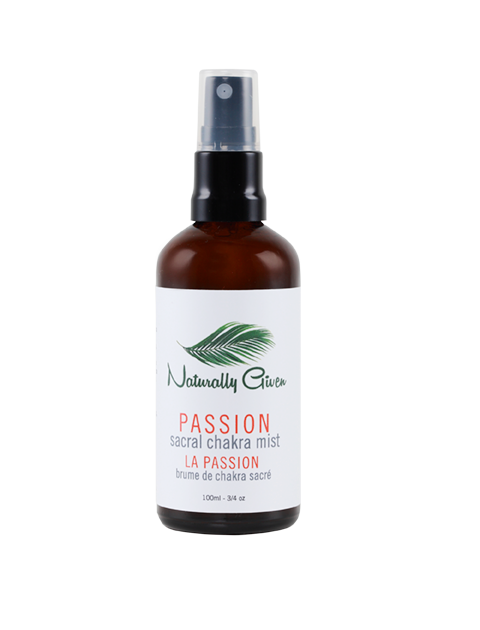 Passion Essential Oil Mist