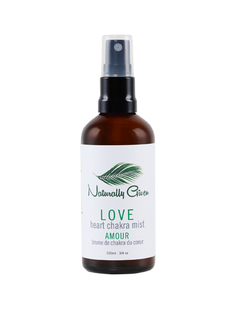 Love Essential Oil Mist