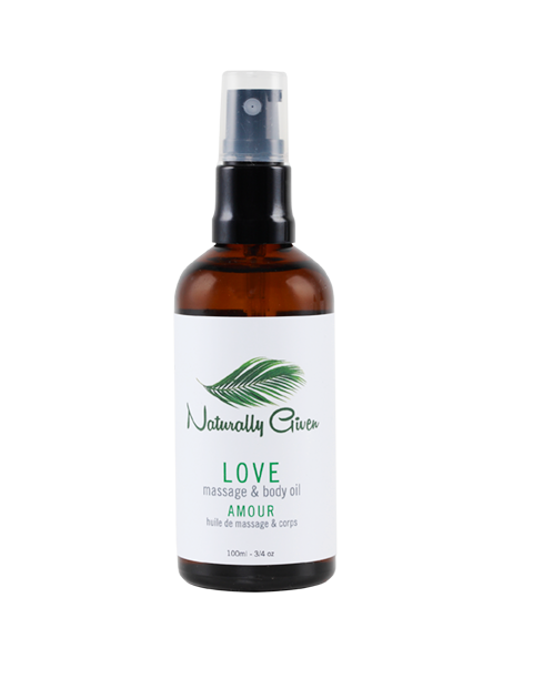 Love Massage & Body Oil