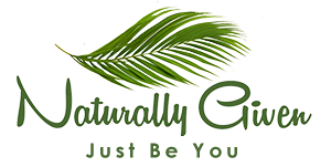 Naturally Given Logo