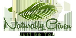 Naturally Given Logo